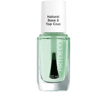 Natural Base & Top Coat 10