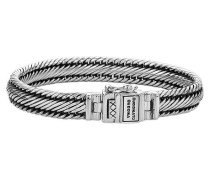 "Armband ""Edwin XS"" Silber multicolor"