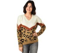 Pullover, -braun, 40