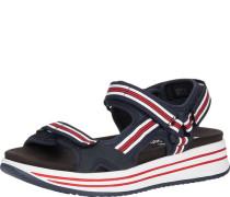 Sandalen, Streifen,