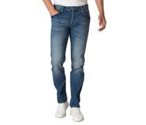 """Jeans """"Daren"""", Regular Fit, Straight Leg, Waschung"""