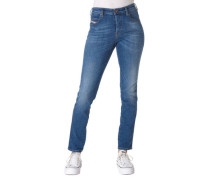 "Jeans ""Babhila"" Slim Fit washed out"