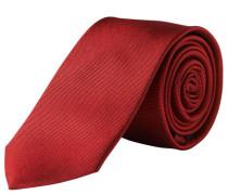 Krawatte schmal reine Seide
