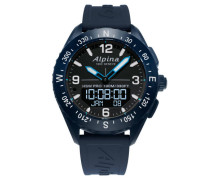 "Smartwatch Herrenuhr ""AlpinerX"" AL-283LBN5NAQ6"
