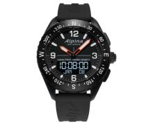 """Smartwatch Herrenuhr """"AlpinerX"""" AL-283LBB5AQ6"""