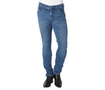 "Jeans ""BILL"" Modern Fit Label-Patch"