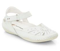 Sandaletten weiss