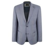 Sakko als Anzug-Baukasten-Artikel, Regular Fit, meliert, Brusttasche