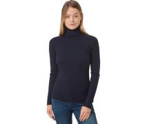 Pullover, Rollkrage, glitzernd, elastisch,