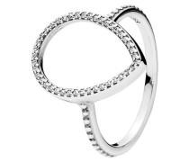 Ring Tropfensilhouette 196253CZ-