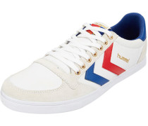 Canvas Slimmer Stadil Low /marine/rot