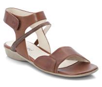 Leder-Sandaletten