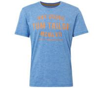 T-Shirt mit Print XL