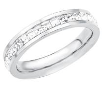Ring 18541 mit Swarovski Kristallen Edelstahl