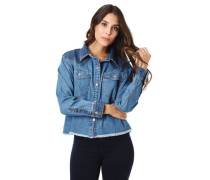 Jeansbluse S