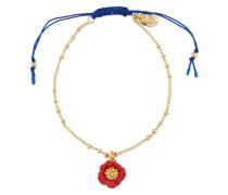 """Armband """"Mohnblume"""", vergoldet AJGIFT201/2"""