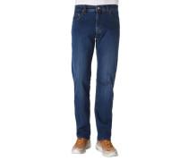 "Jeans ""Deauville"" Regular Fit Baumwoll-Stretch"