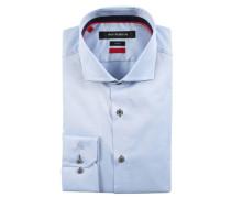 Business-Hemd Slim Fit Baumwolle bügelleicht