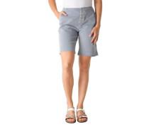 """Shorts """"Smart Bermuda"""" Streifen Knopfleiste"""