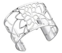 "Armreif ""Nenuphar"" florales Design Metall"