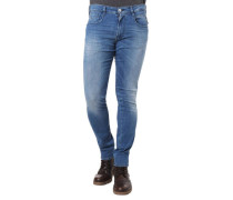 "Jeans ""Anbass"", Slim Fit, Waschung, Stretch,"