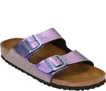 Pantoletten Arizona BS, Farbwechseleffekt, Fußbett, für Damen, 40