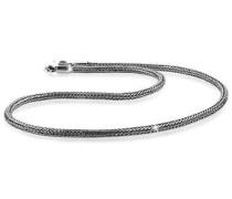 Halskette Männer Basic Schlangenkette Oxidiert 5