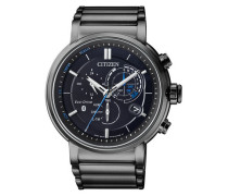 "Eco-Drive Bluetooth Chronograph ""BZ1006-82E"""