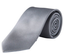 Krawatte gepunktet Seide