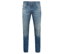 "Jeans "" Savio"", Slim-Fit, Used-Waschung,"