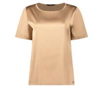 Satin finish blouse