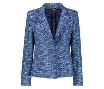 Knit formal blazer