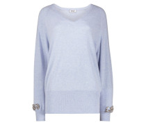 Pastel  v neck jumper