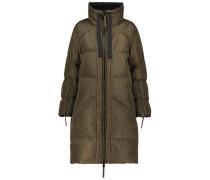 Maxi puffer jacket