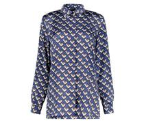 Gorgeous geometric print blouse