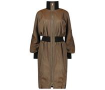 Windbreaker jacket dress