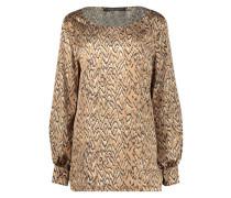 Gentle pattern blouse