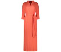 Tangerine love maxi dress