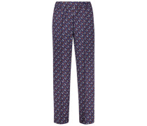 Printed perfection trousers