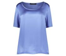 Lustrous summer blouse