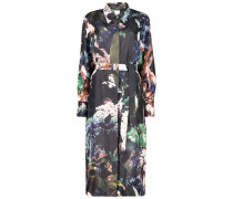 Color pop midi dress