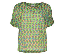 Go-green boxy top