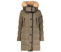 Fascinating padded coat