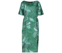 Slim waist short sleeve dress