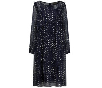Midnight embellished dress