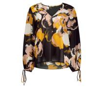 Floral fever blouse