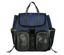 Sporty pockety backpack