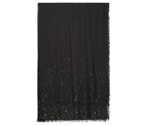 Sequined stars scarf
