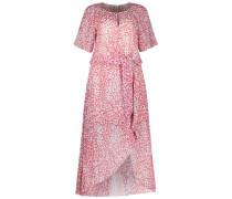 Wrap in style midi dress
