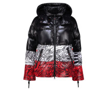 Bold graphic detail jacket